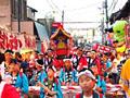 焼火神社二十三夜祭 赤川花火大会