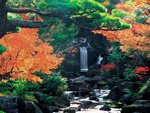 日本庭園 由志園(松江市)