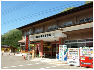 匹見峡(益田市/R191沿い)