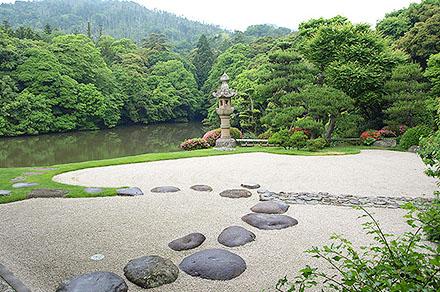 康国寺・庭園