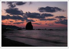 三里ヶ浜海岸