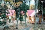 香木の森公園 バンガロー・ロッジ