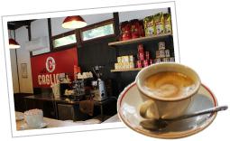 歴史あるコーヒー
