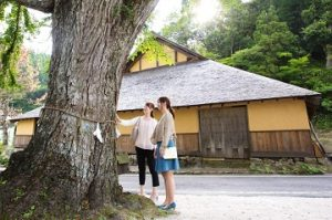 日本遺産認定 出雲の國たたら風土記 イメージ