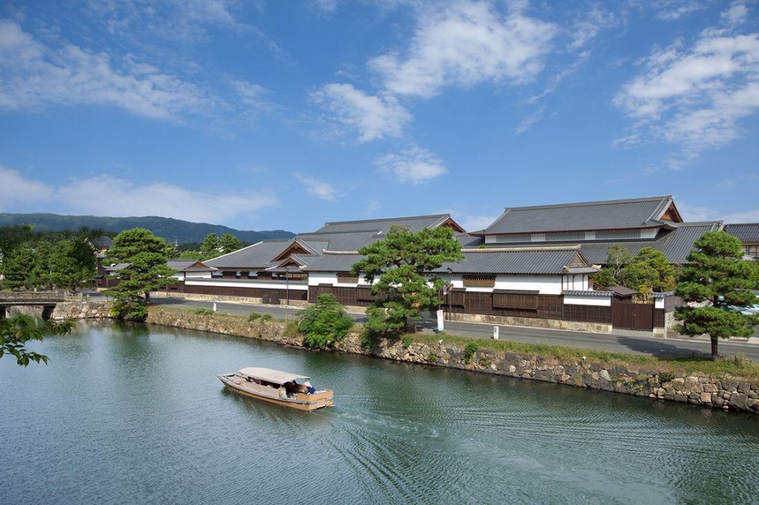 松江歴史館の外観