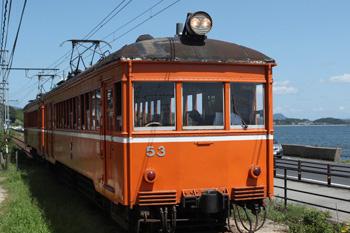 一畑電車でなつかしの風景を旅する
