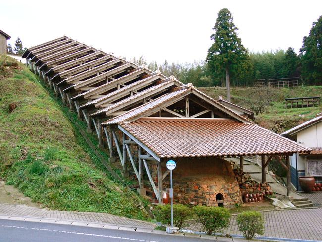 日本最大級の登り窯