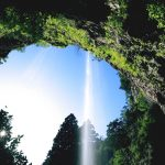 Dangyo-no-taki Falls