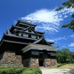 Matsue Castle and the castle town