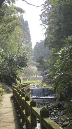 Omori Walking Path