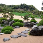 Adachi Museum of Art was chosen as the best Japanese garden in the 2015 Shiosai Rankings