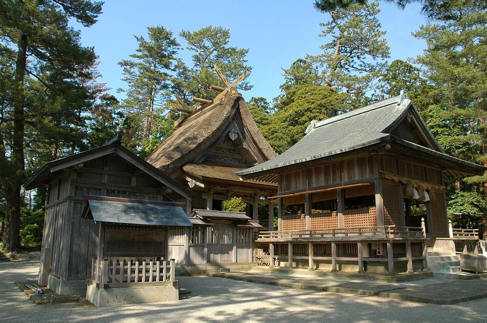Mizuwakasu Shrine