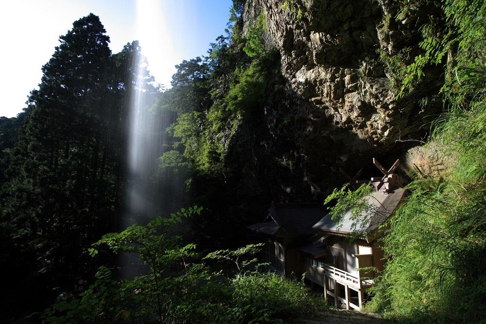Dangyo no Taki Waterfall