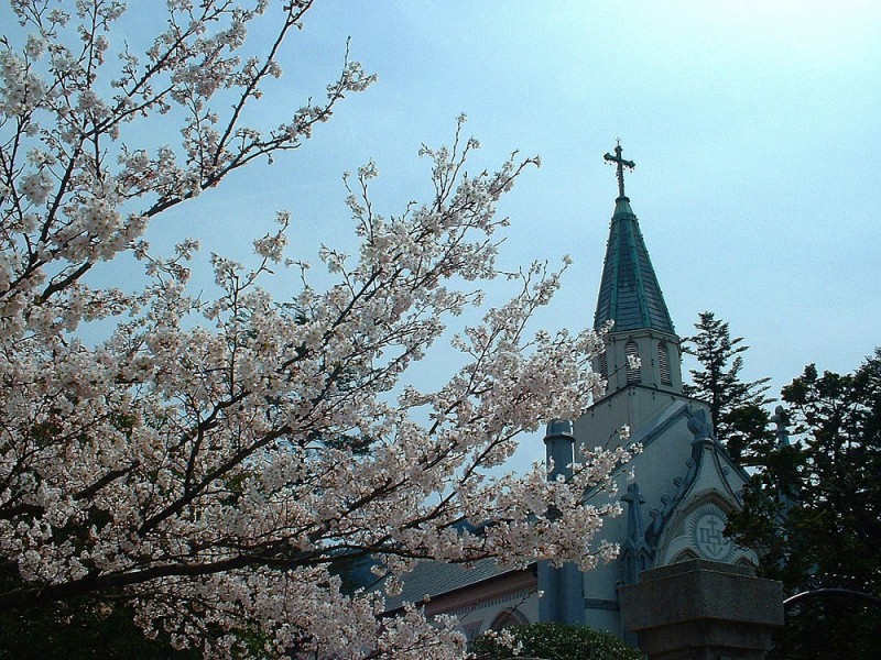 Tsuwano Catholic Chapel