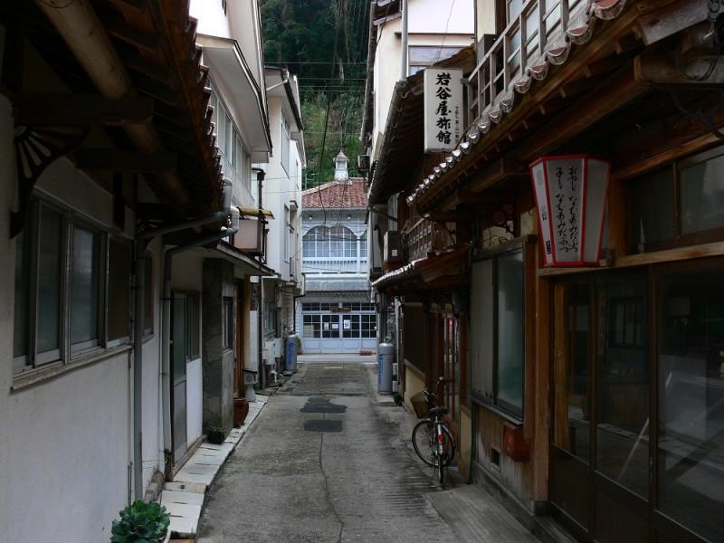 Yunotsu Town
