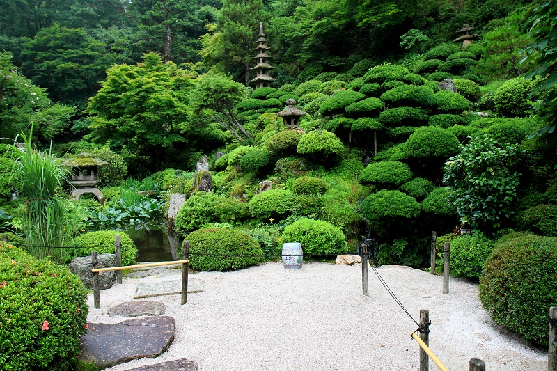 Itohara - Garden