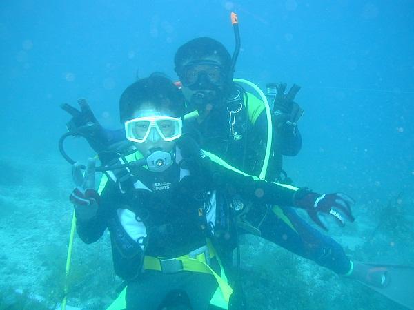 Diving Oki