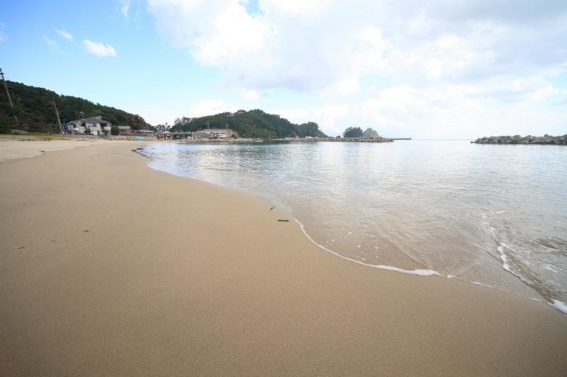 kasaganohama Beach