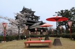 tea ceremony @Matsue Castle Grounds