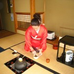 =Report= Learning Tea Ceremony Culture
