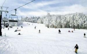 mizuho ski run