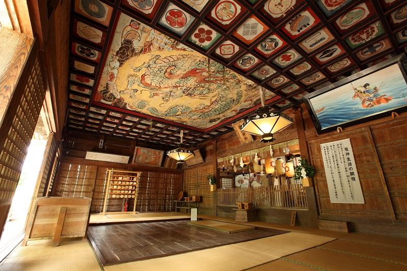kigami jinjya shrine