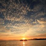 My Favorite Color of Shimane. – Lake Shinji Sunset –