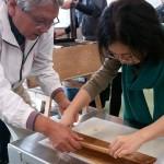 =Report= Reporting Sekishu-Banshi Japanese Paper Making