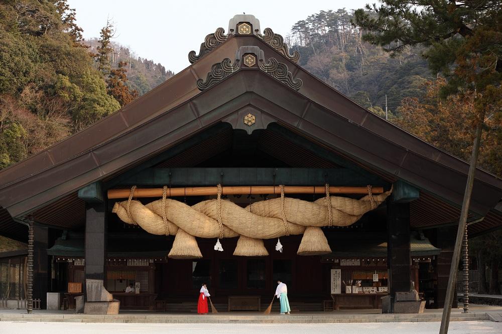 Izumo Taisha Grand Shrine_11