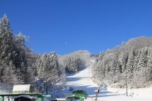 Asahitengusuton snow