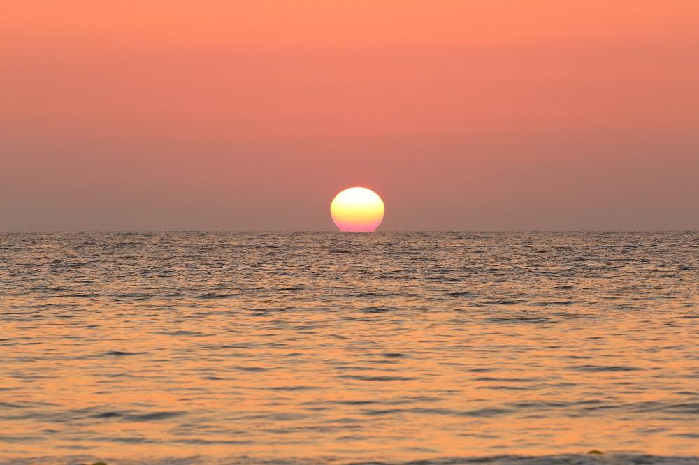 kotogahama sunset