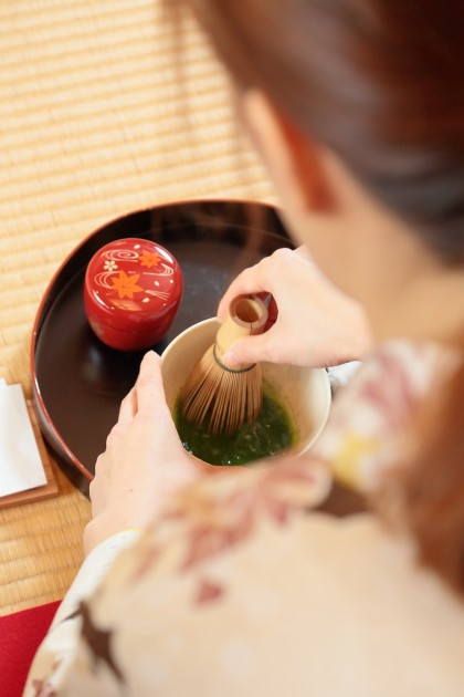 Rich Culture of Tea Ceremony