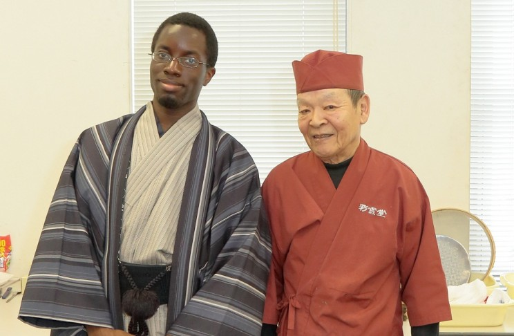 wagashi karakoro