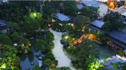 chorakuen garden