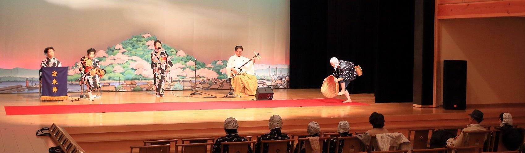 yasugi_bushi_show