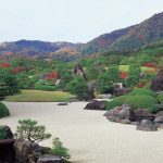 Adachi Museum of Art was chosen as the best Japanese garden in the 2016 Shiosai Rankings