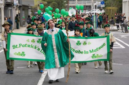 matsueirishfestival-parade