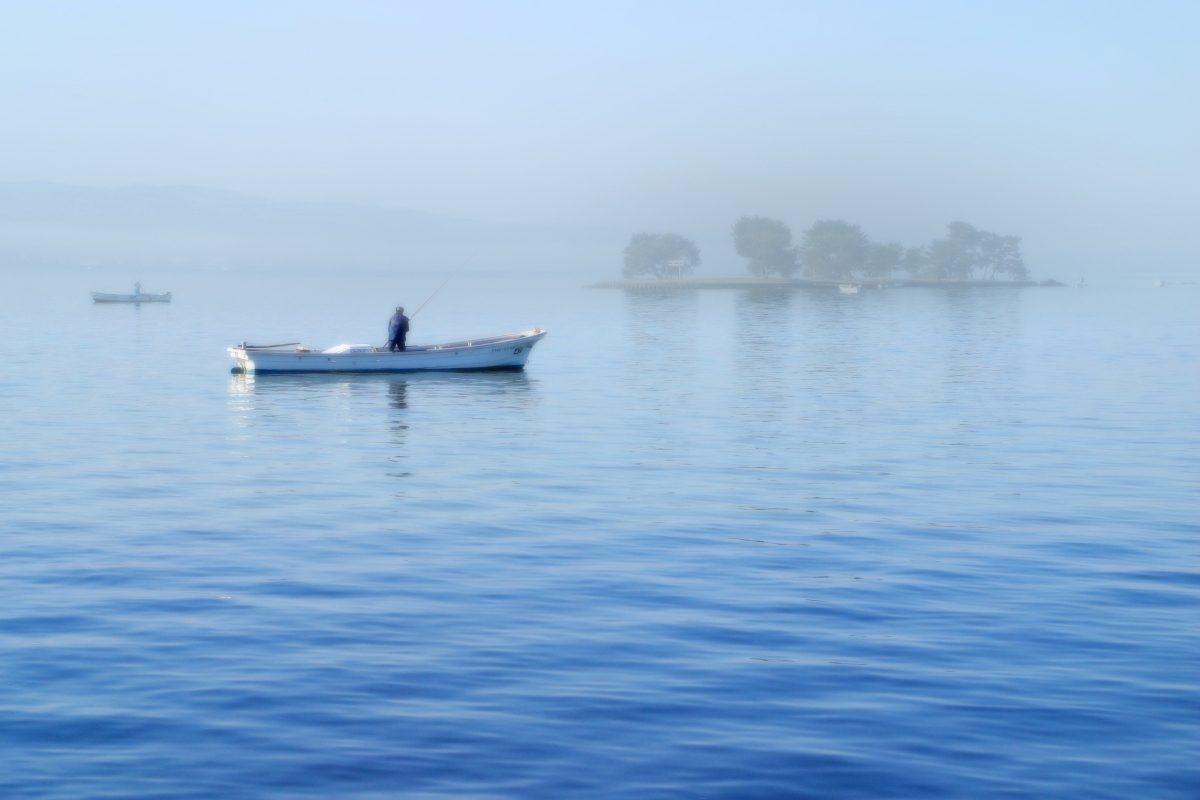 lakeShinji_morning