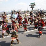 """[EVENT] Matsue """"Musha Gyoretsu"""" Warrior Parade 7th April 2018"""