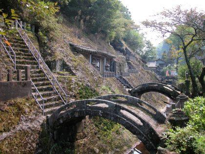 Rakanji Temple & Gohyaku-rakan