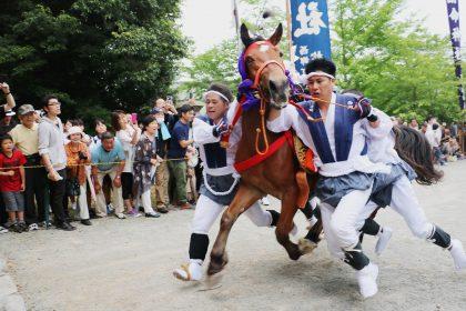 Gorei-furyū Festival