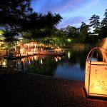 2019 Matsue Water Lantern Festival (9/21-10/31)