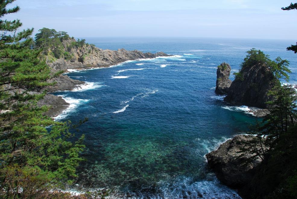 Jodogaura Coast