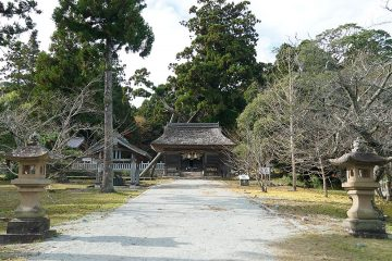 Tamawakasu-mikoto Shrine