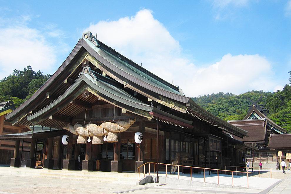 Haiden (Worship Hall), Main Structure