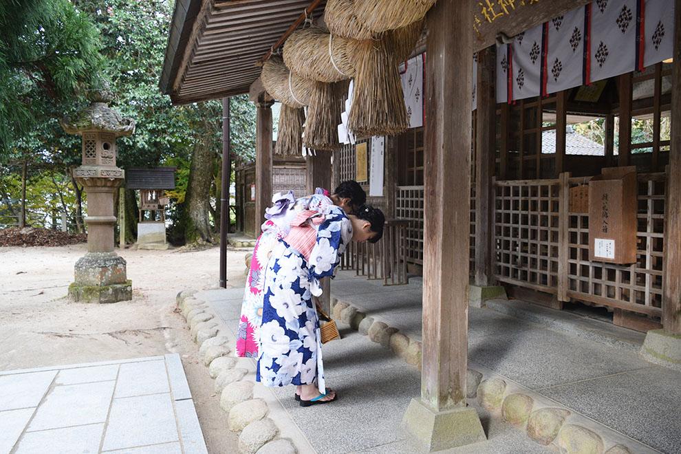 Tamatsukuriyu Shrine