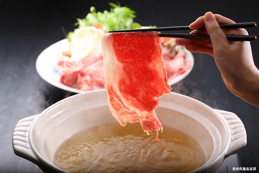 Shimane Wagyu beef