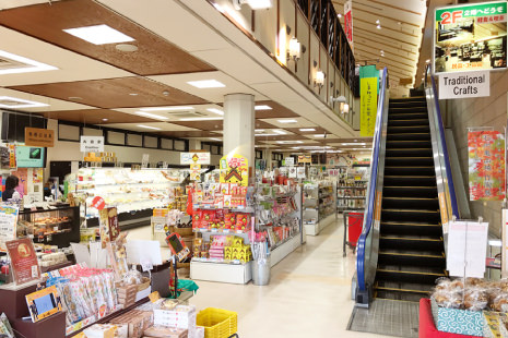 ①Shimane Local Products Center