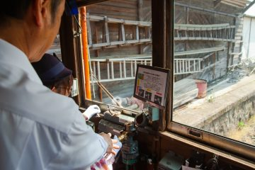 Hands-on Train Driver Experience