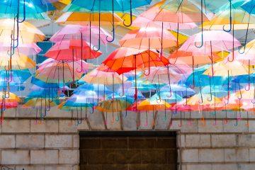 Enishizuku Umbrella Sky